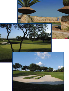 Austin Golf at the Falconhead Golf Club